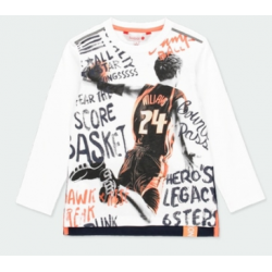 CAMISETA ML BASKET