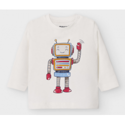 CAMISETA ML ROBOT
