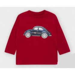 CAMISETA ML COCHES