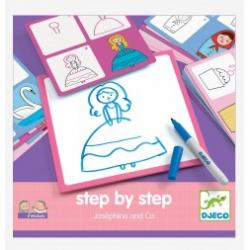 STEP BY STEP PRINCESA