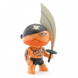 ARTY TOYS PIRATA TATOO