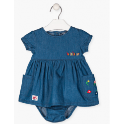 VESTIDO DENIM CHAMBRAY