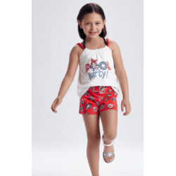 CONJUNTO SHORT ECOFRIENDS