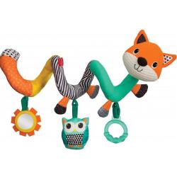 ESPIRAL ACTIVIDADES TOY FOX