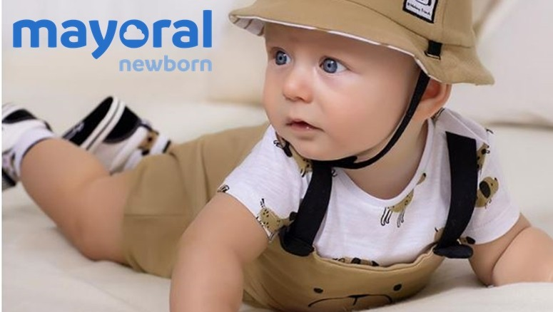Ropa para primeros meses del bebé de Mayoral